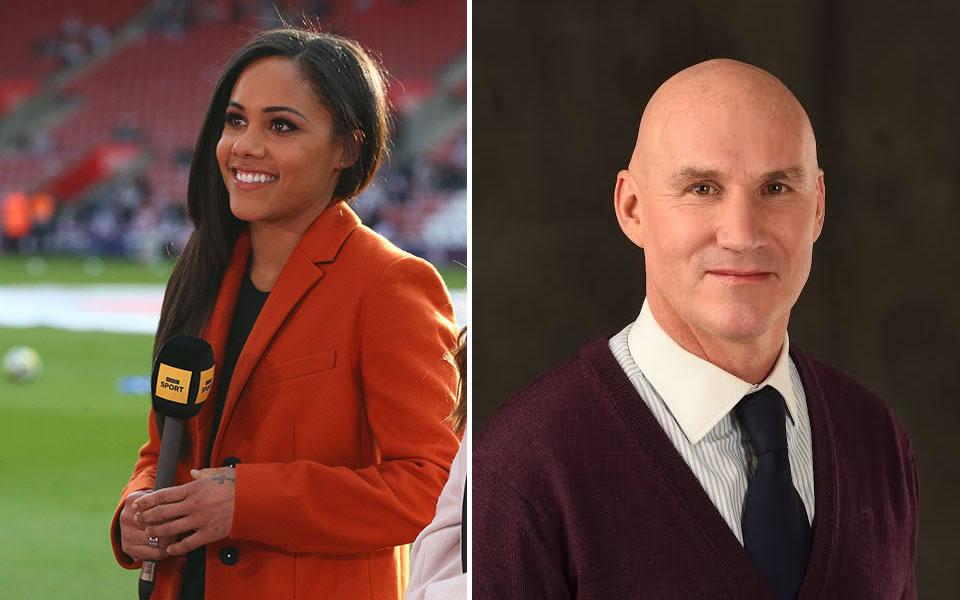 Alex Scott & Stewart Robson Join FIFA 22 Commentary Lineup