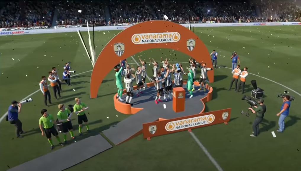 Vanarama National League to be a new league in FIFA 22