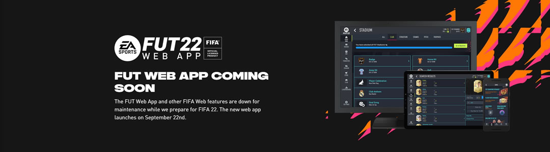 FIFA 22 Web App and EA Play - What to do from Sep 22nd to Sep 27th