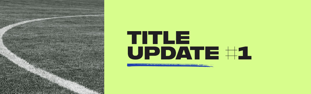 FIFA 22 - Title Update #1 - Huge Gameplay Changes, Career Mode Fixes & More